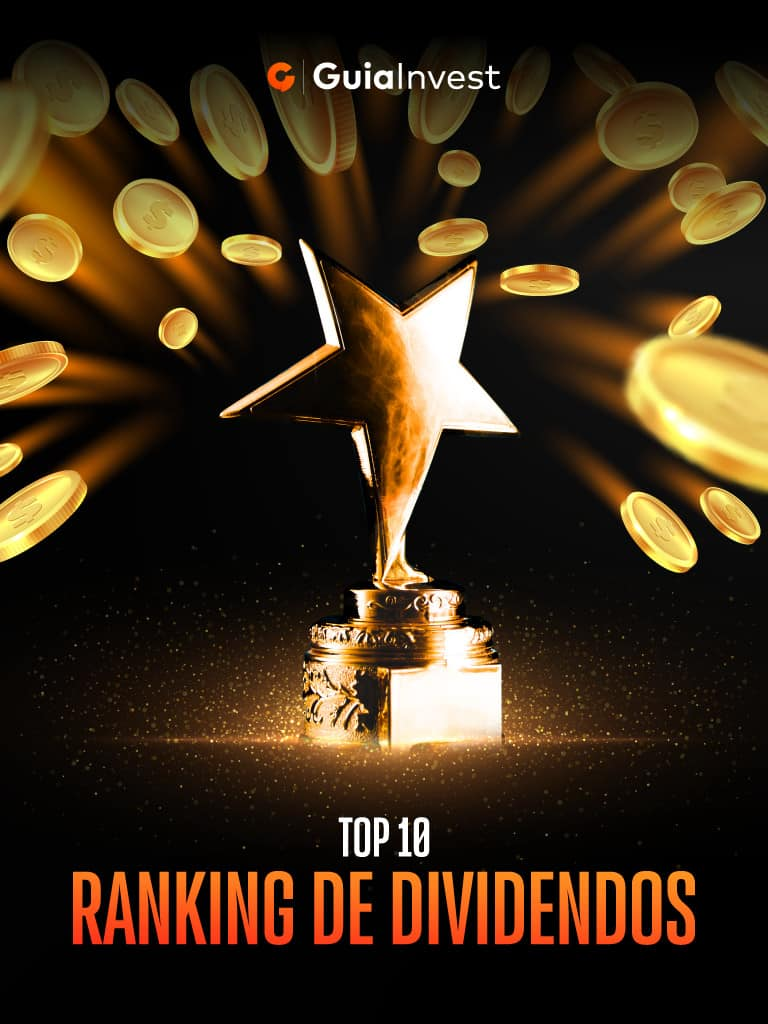Ebook - Ranking de Dividendos